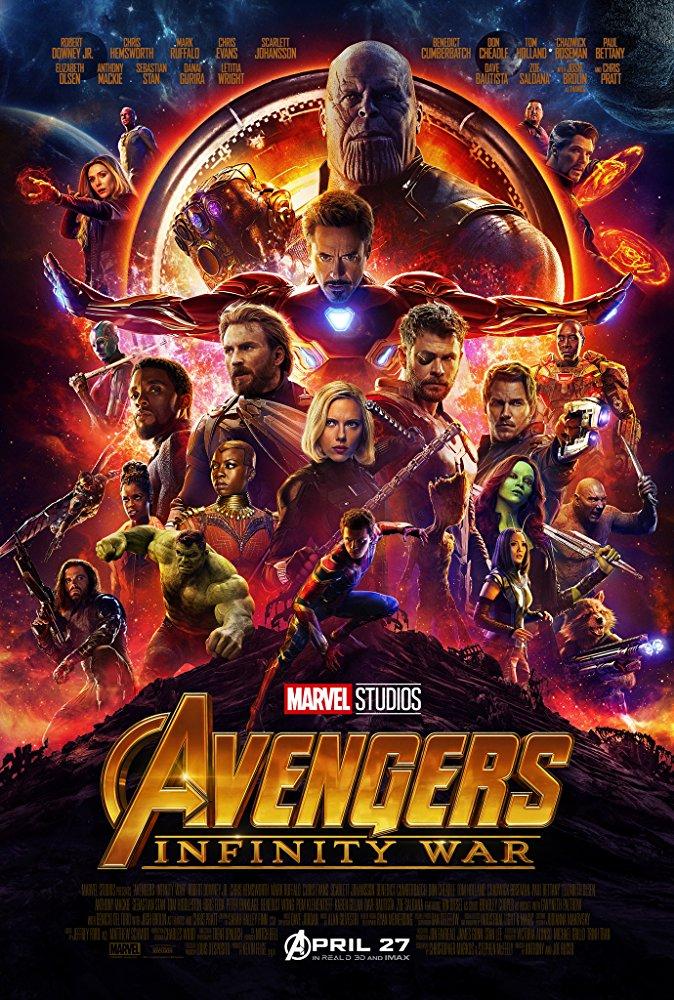 Avengers Infinity War (2018) BRRip XviD AC3-EVO