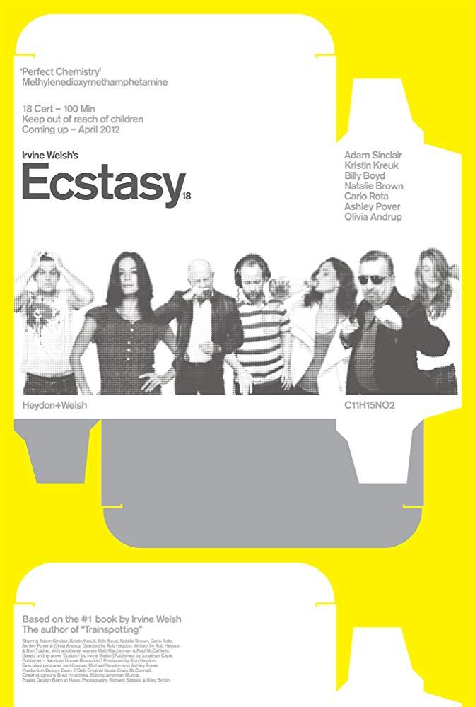 Irvine Welshs Ecstasy 2011 BRRip XviD MP3-XVID