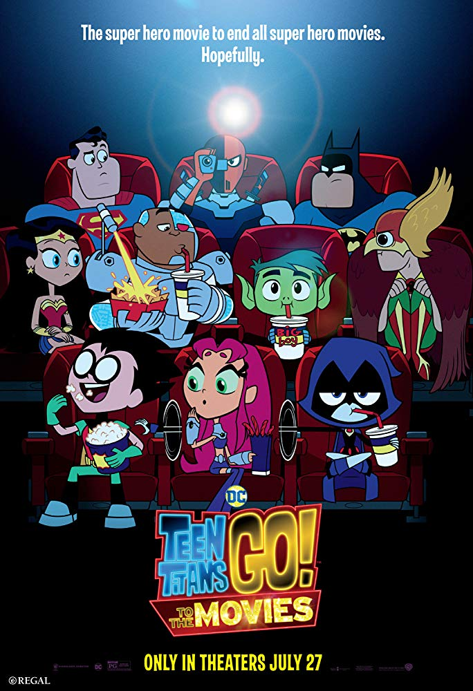 Teen Titans Go To the Movie 2018 720p TS-1XBET