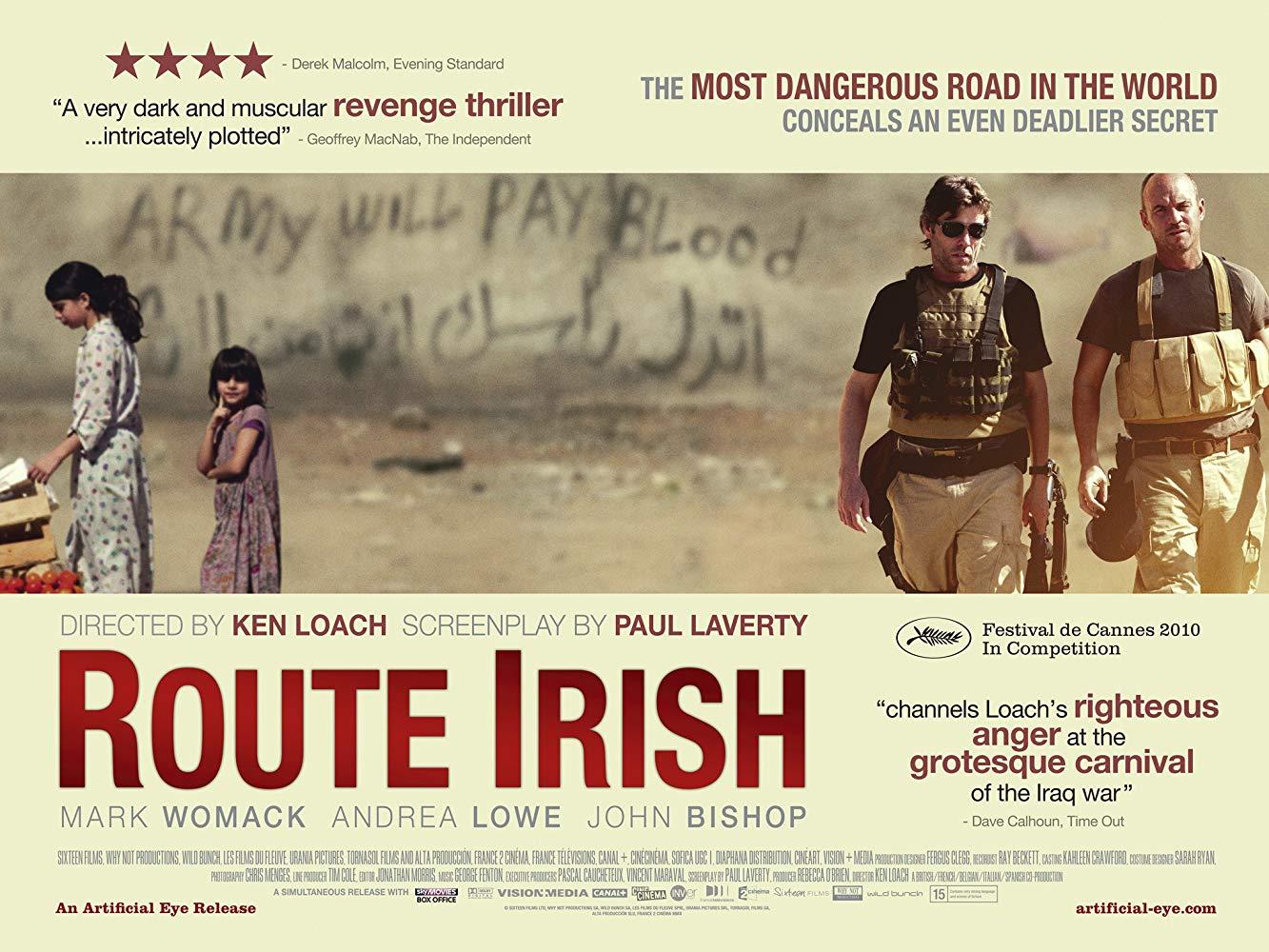 Route Irish 2010 1080p BluRay H264 AAC-RARBG