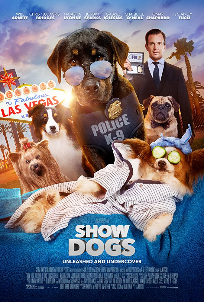 Show Dogs 2018 1080p WEB-DL DD5 1 H264-FGT