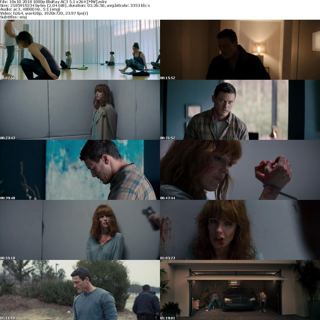 10x10 (2018) 1080p BluRay x264 AC3 5.1-MW