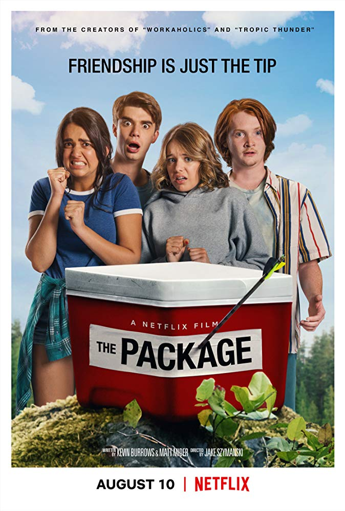 The Package (2018) 720p NF WEBRip DDP5.1 x264-NTG