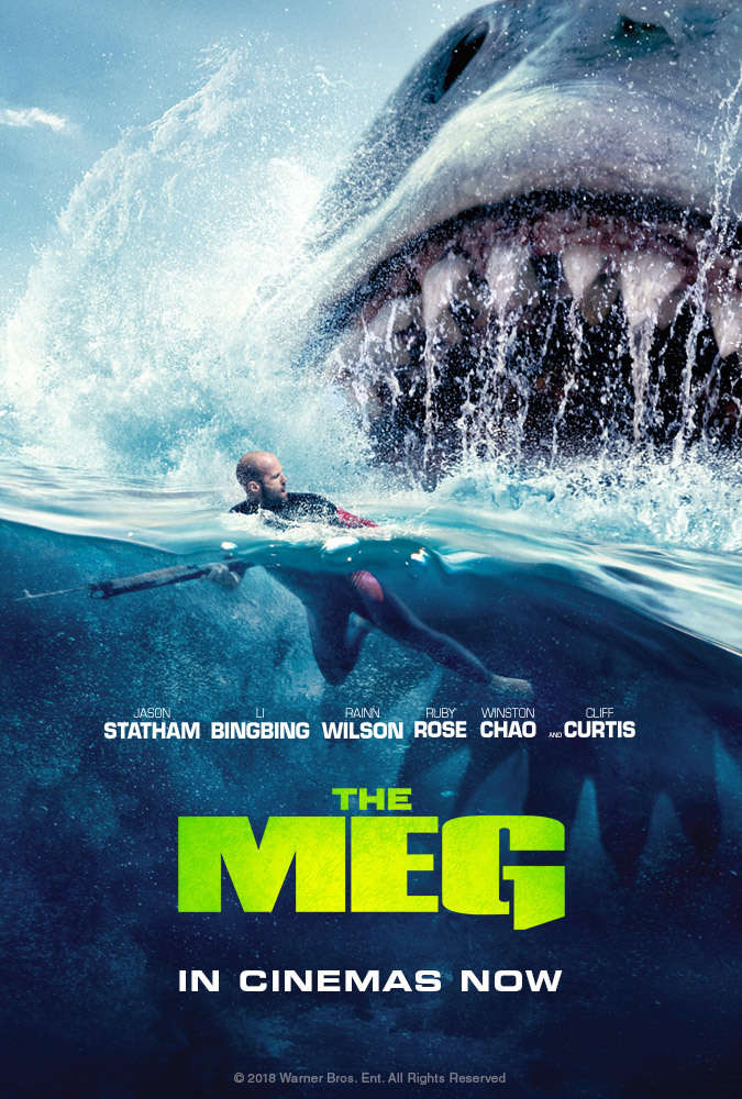 The Meg (2018) 720p HDCAM x264 Dual-AudioHindi (Cleaned) - English - Downloadhub