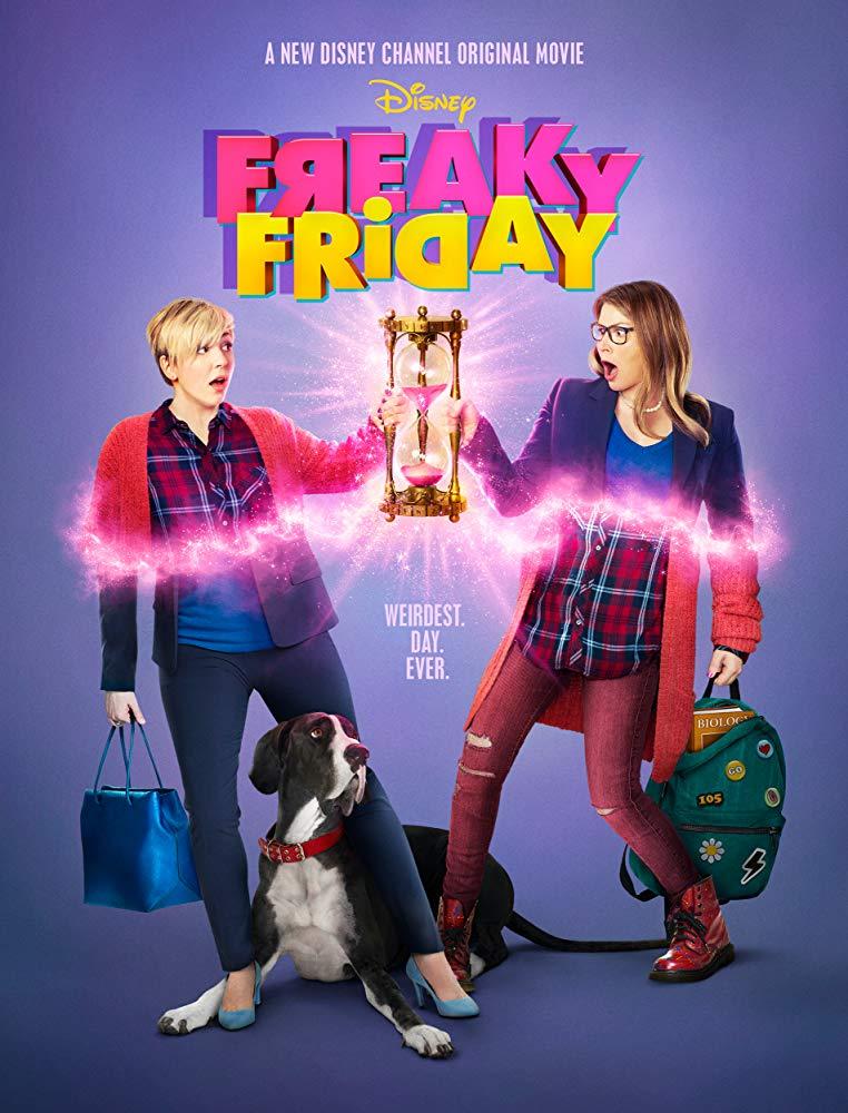 Freaky Friday 2018 1080p WEB-DL DD5 1 H 264-FGT