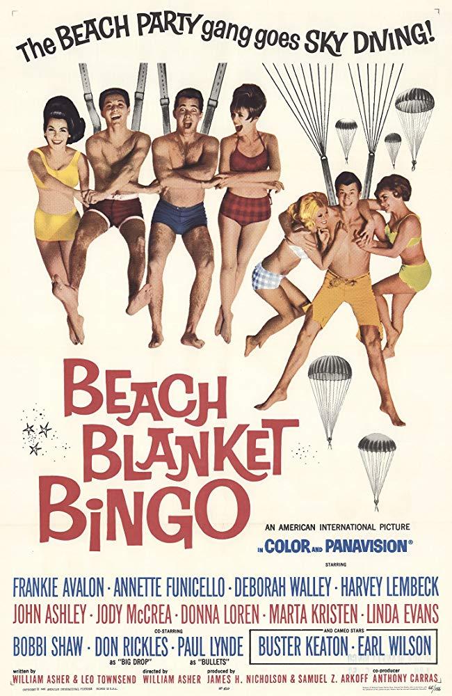 Beach Blanket Bingo 1965 720p BluRay x264-REGRET