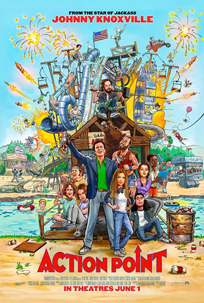Action Point 2018 720p BluRay x264-BLOW