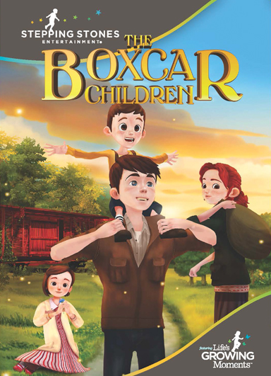 The Boxcar Children Surprise Island 2018 HDRip AC3 X264-CMRG