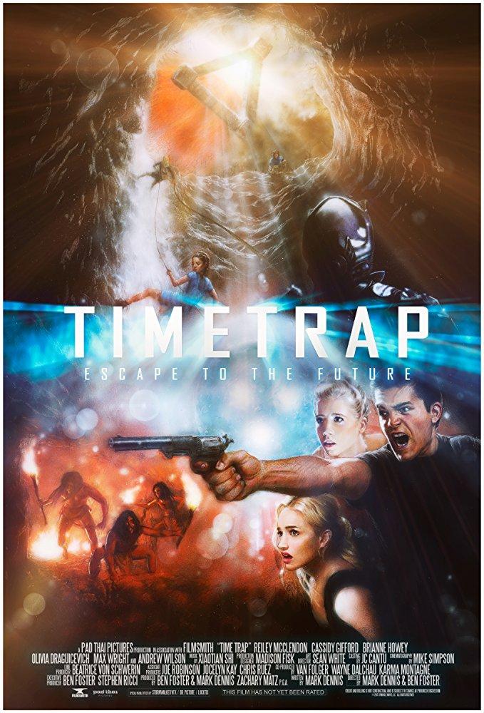 Time Trap 2017 BRRip AC3 X264-CMRG