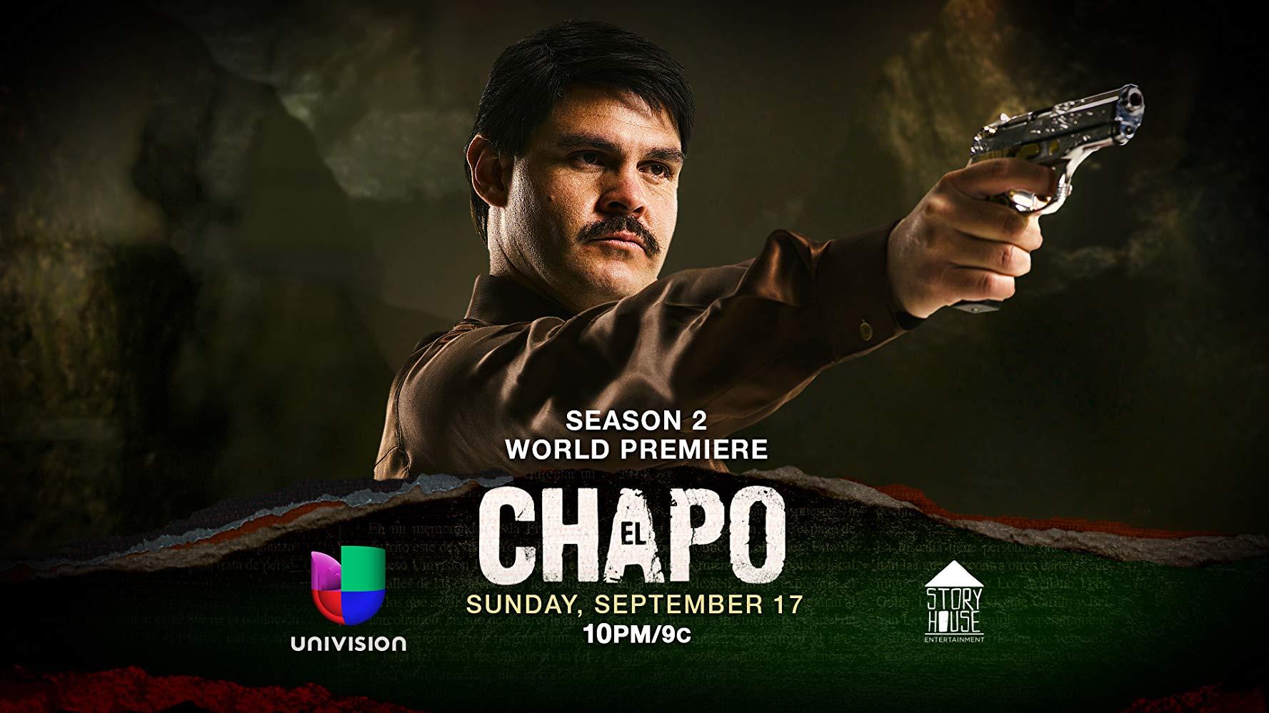 El Chapo S03E01 WEBRip x264-STRiFE