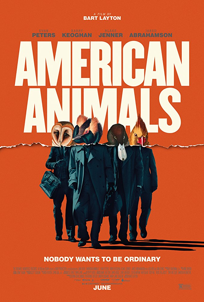 American Animals 2018 720p BRRip 850 MB - iExTV