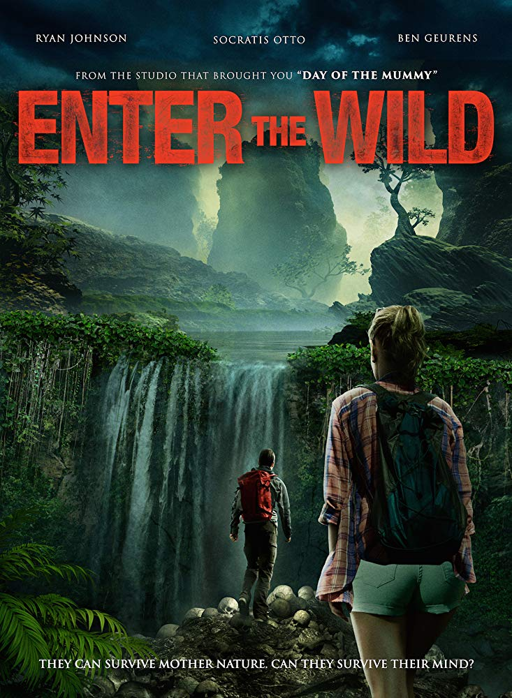 Enter The Wild 2018 2018 HDRip AC3 X264-CMRG