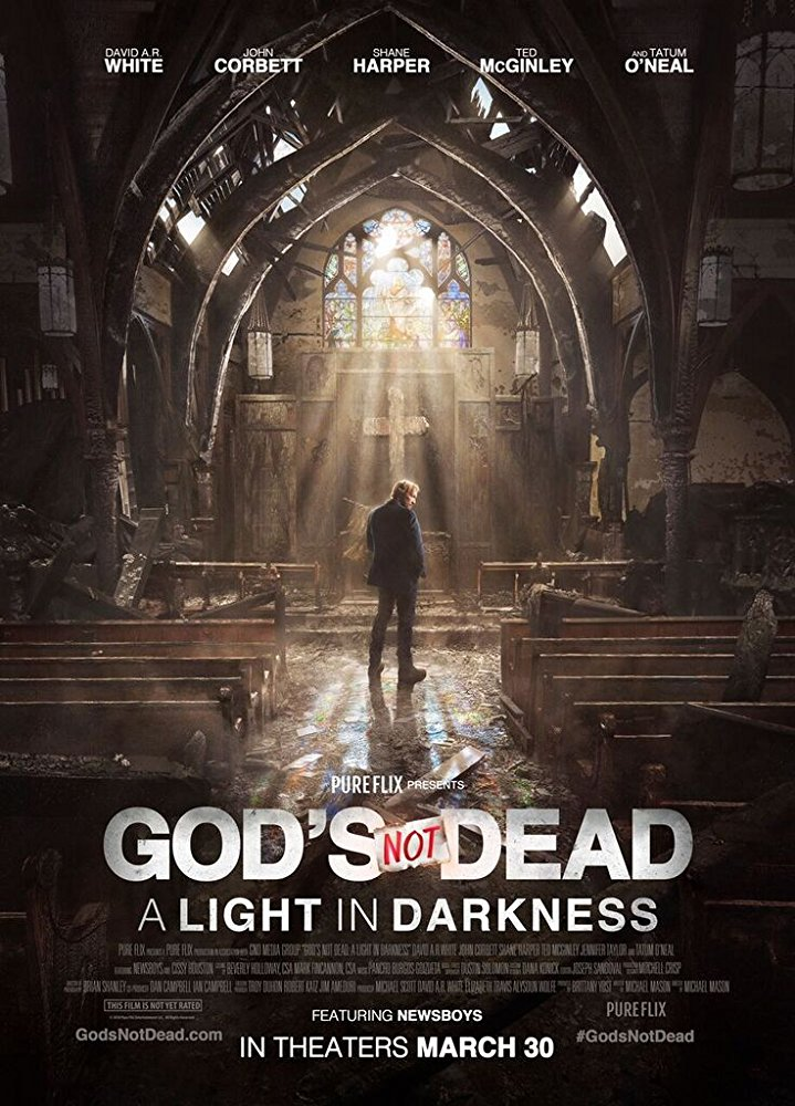 Gods Not Dead A Light in Darkness 2018 HDRip AC3 X264-CMRG