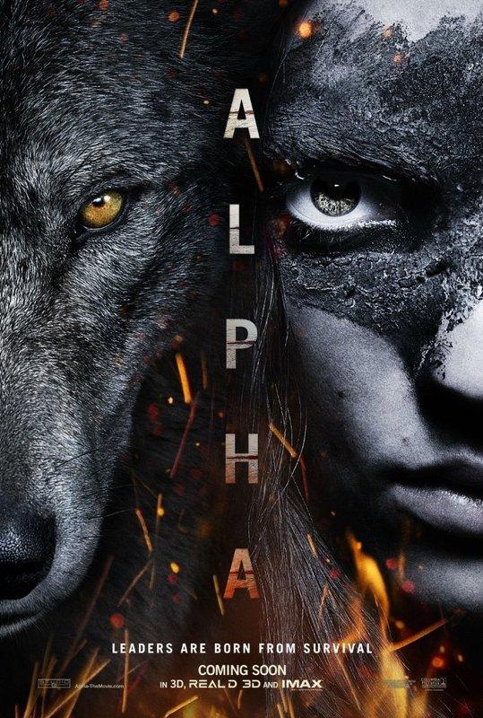Alpha (2018) CAM XviD-AVID