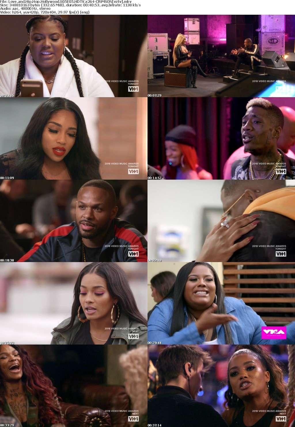 Love and Hip Hop Hollywood S05E05 HDTV x264-CRiMSON