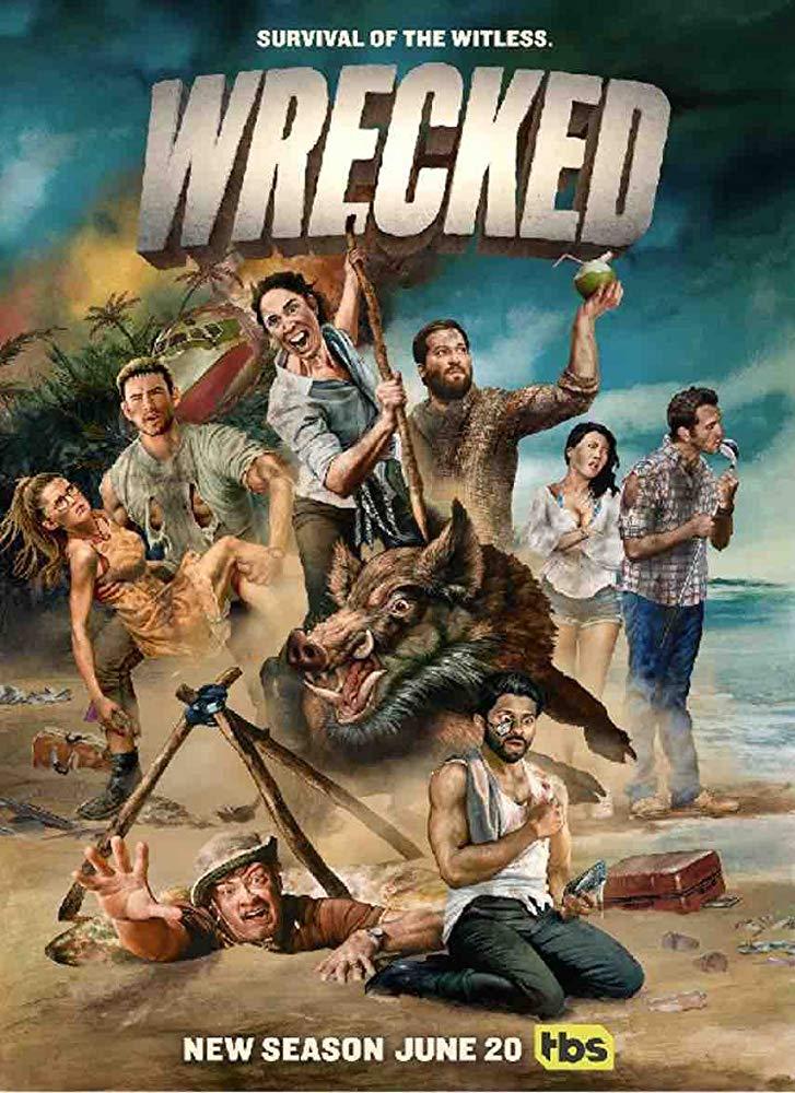 Wrecked S03E03 720p WEBRip x264-TBS