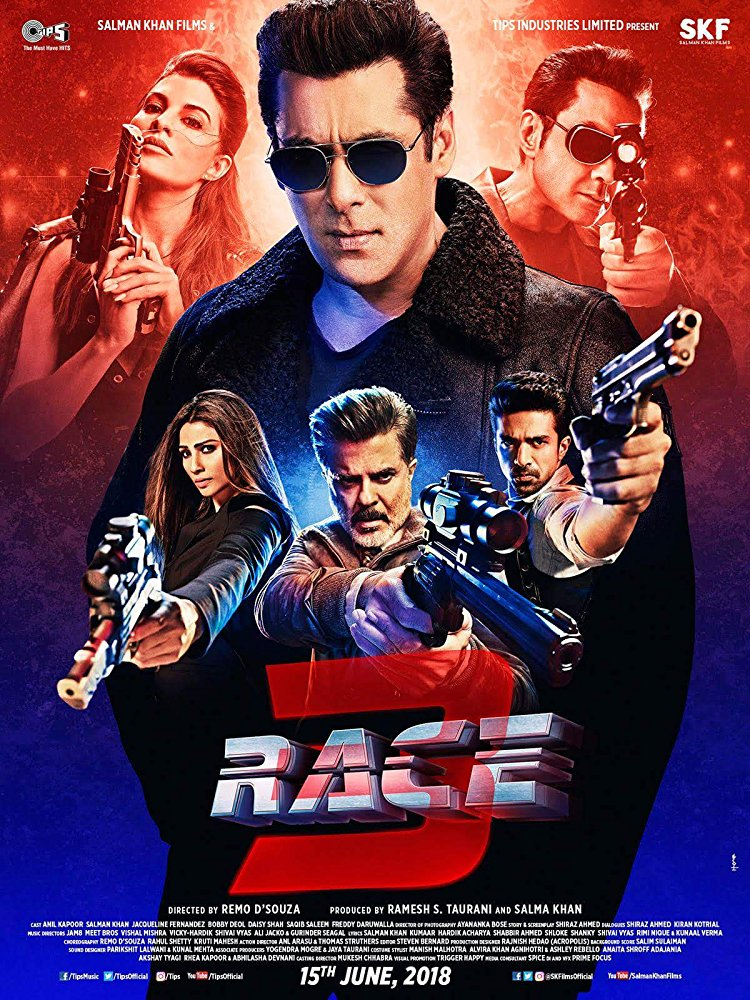Race 3 (2018) Hindi 720p WEB-DL x264 MW