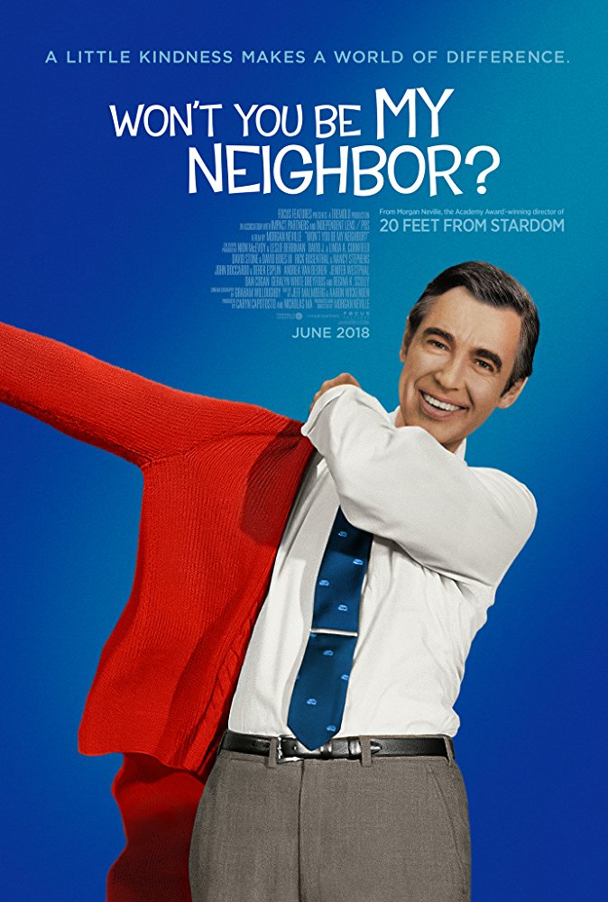 Wont You Be My Neighbor 2018 HDRip XviD-AVID