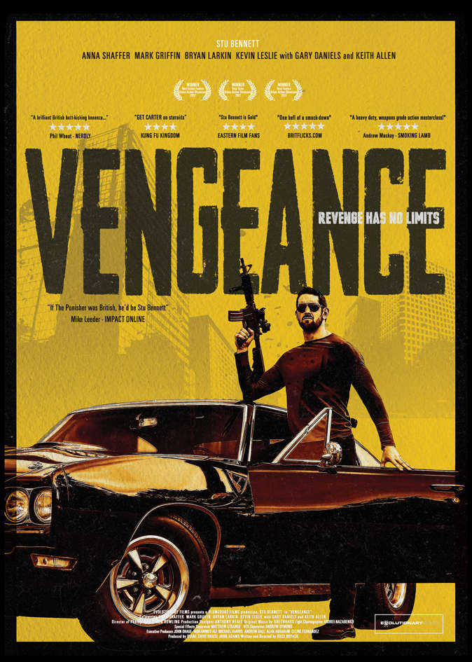 I Am Vengeance 2018 HDRip AC3 X264-CMRG