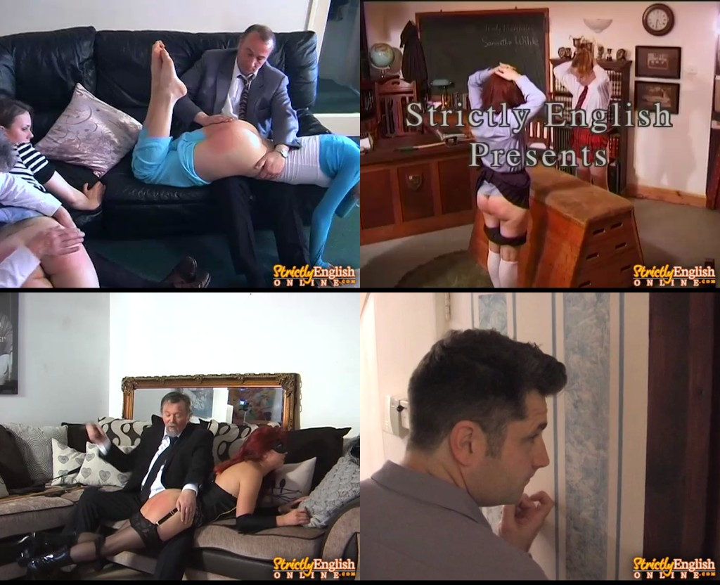 The Strictly English Spanking Channel Vol 53-XXX