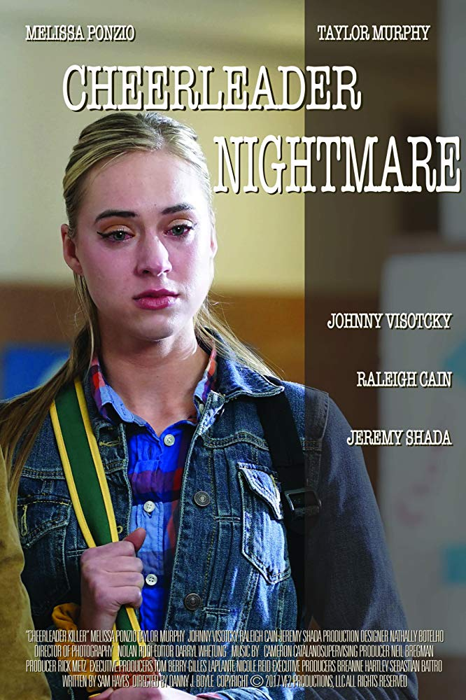 Cheerleader Nightmare 2018 720p HDTV x264-CRiMSON
