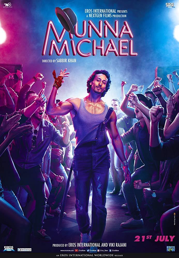 Munna Michael 2017 Hindi 720p WebRip x264 AAC 5 1 - mkvCinemas