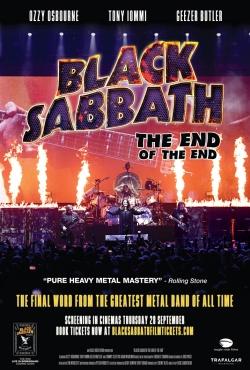 Black Sabbath The End of the End 2017 720p WEB H264-STRiFE