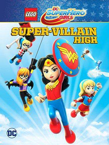 LEGO DC Super Hero Girls Super-Villain High 2018 NF WEB-DL DDP5 1 x264-NTG