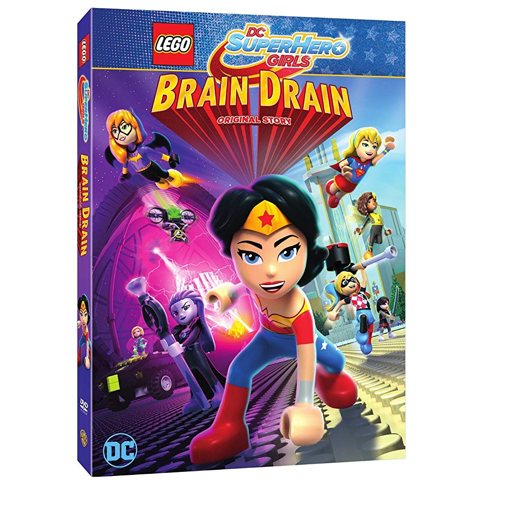 LEGO DC Super Hero Girls Brain Drain 2017 1080p NF WEBRip DDP5 1 x264-NTG