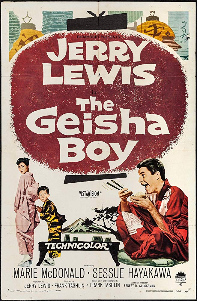 The Geisha Boy 1958 720p BluRay x264-x0r