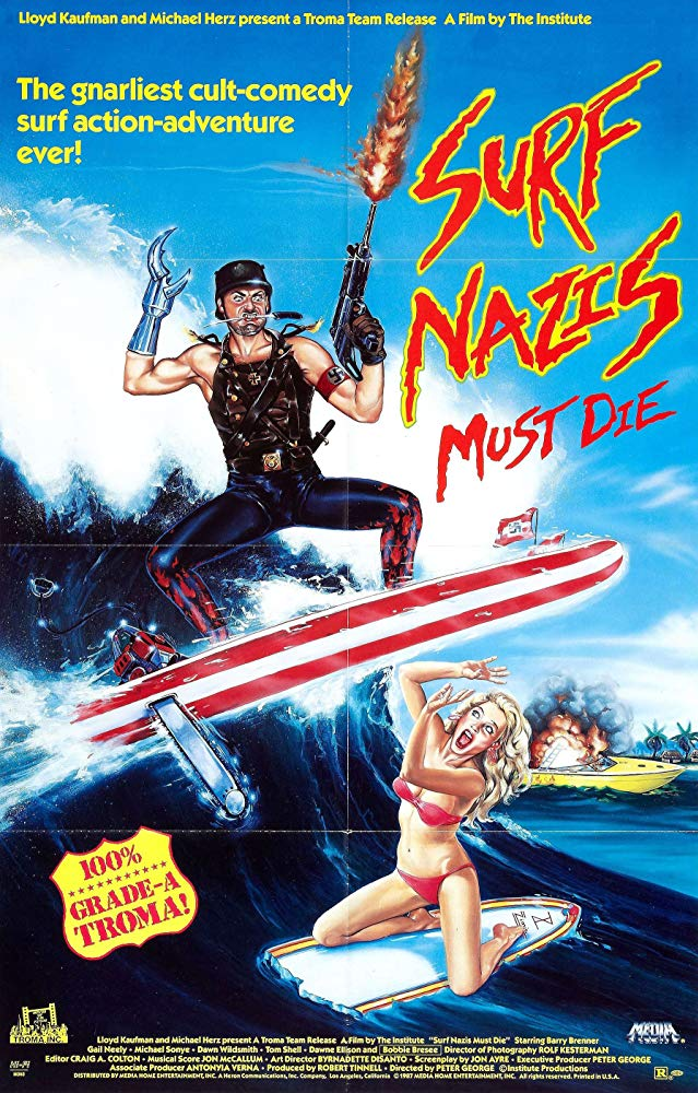 Surf Nazis Must Die 1987 720p BluRay x264-SPOOKS