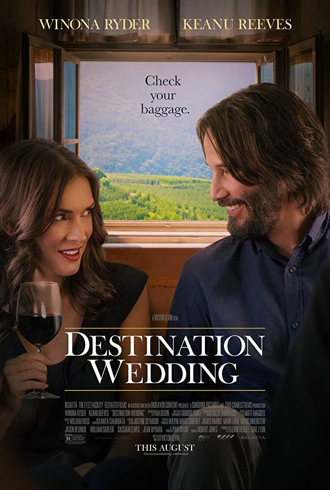 Destination Wedding (2018) 720p Web-DL x264 AAC - Downloadhub