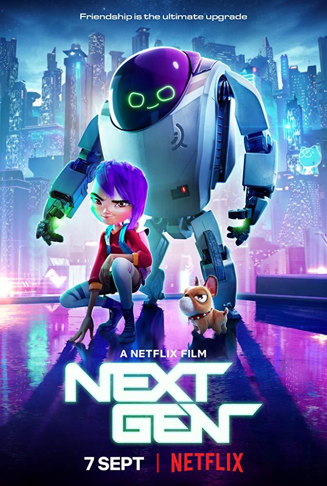 Next Gen (2018) 720p NF WEB-DL DD+5.1 H264-CMRG