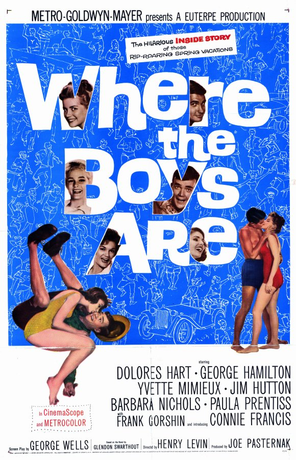 Where the Boys Are 1960 720p BluRay x264-REGRET