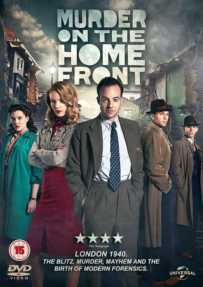 Murder On The Home Front 2013 BRRip XviD MP3-XVID