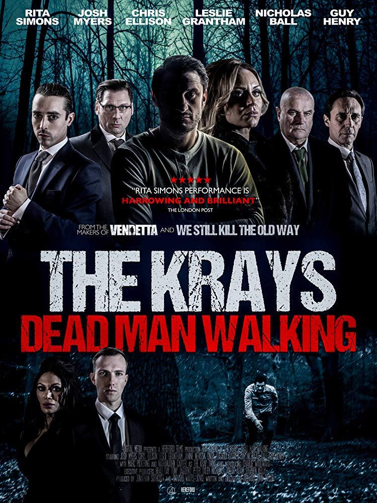 The Krays Dead Man Walking (2018) HDRip AC3 x264-CMRG
