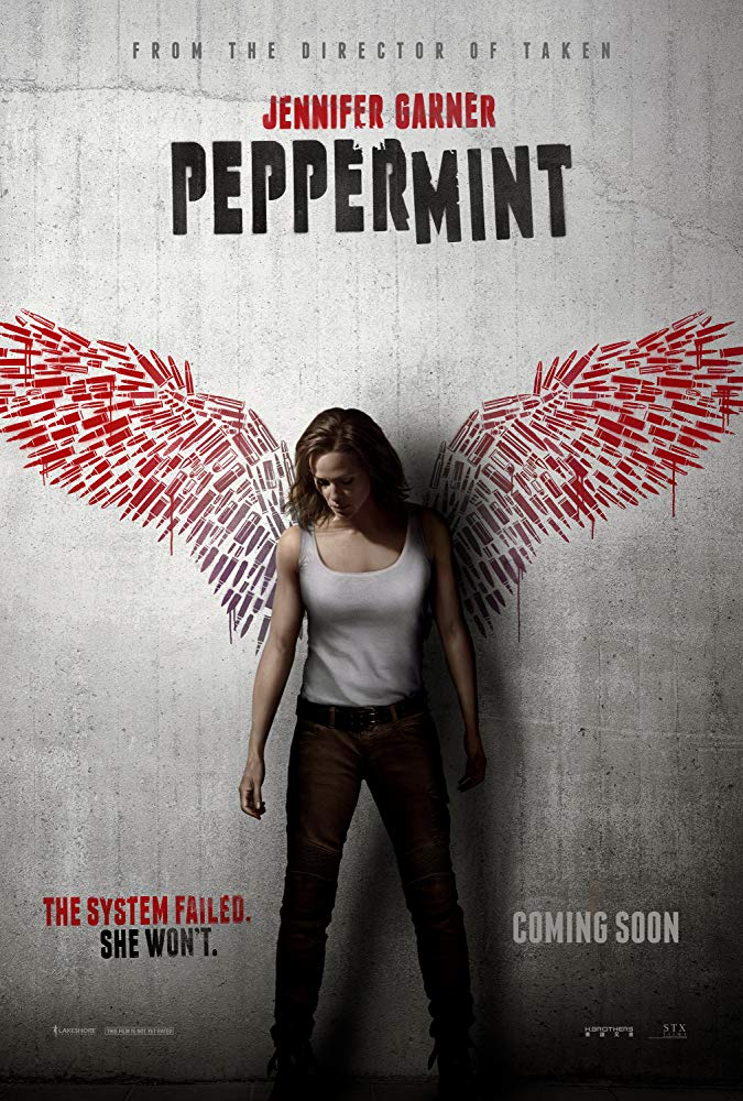 Peppermint (2018) HDTS XviD-AVID