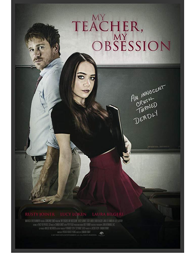 My Teacher My Obsession (2018) 720p NF WEB-DL DD+5.1 H264-CMRG