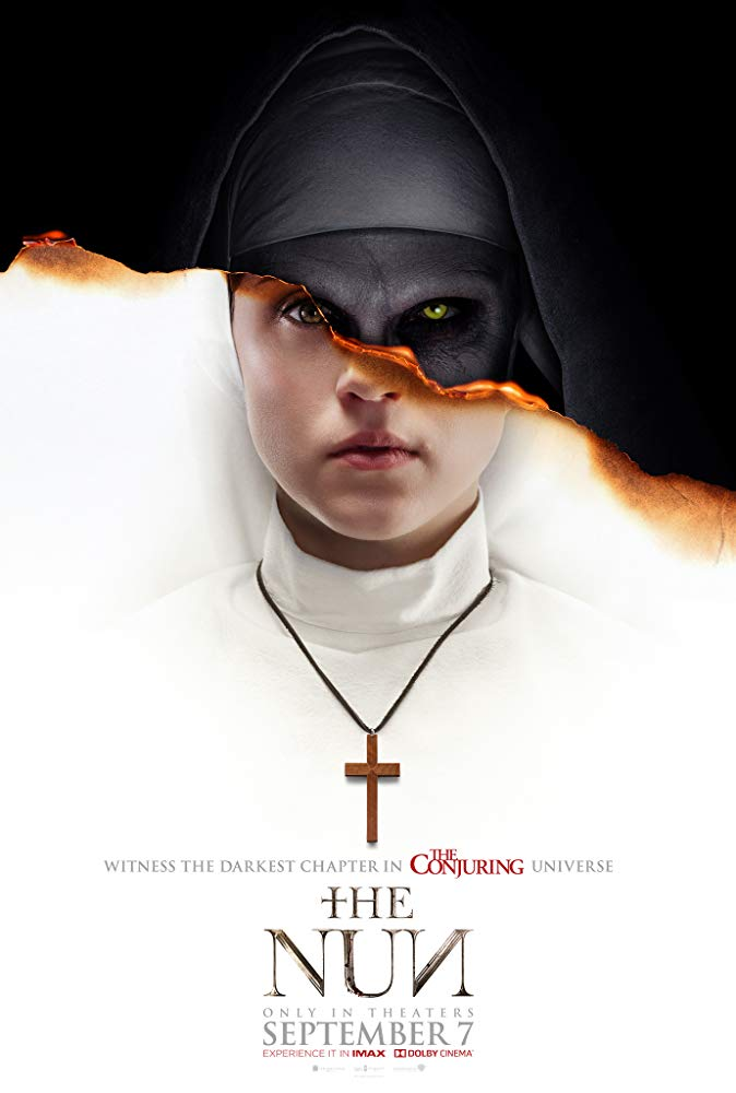 The Nun 2018 720p TS x264 Dual Audio Hindi - English MW
