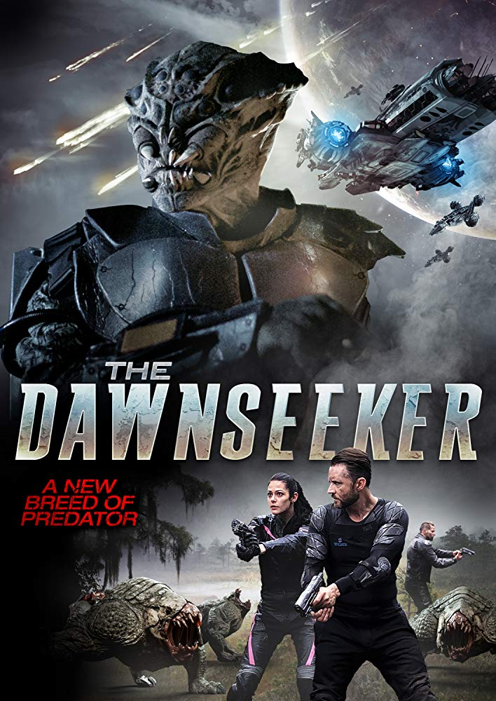 The Dawnseeker 2018 HDRip XviD AC3-EVO