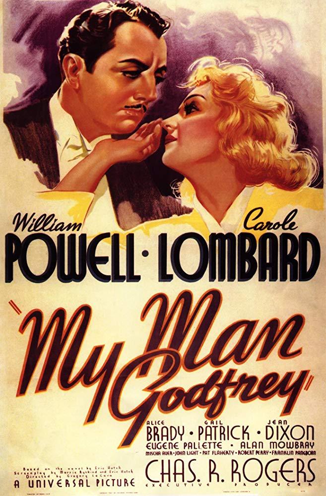 My Man Godfrey (1936) [BluRay] [720p] YIFY