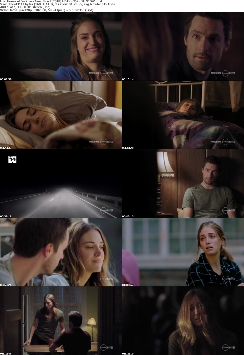 House of Darkness New Blood (2018) HDTV x264 - SHADOW