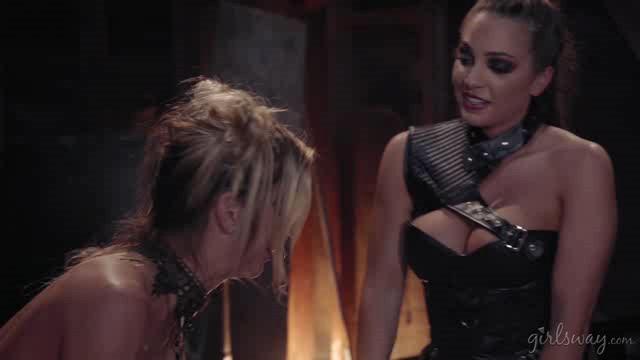 GirlsWay 18 09 13 Abigail Mac Georgia Jones And Alexis Fawx Wastelands Episode 1 XXX