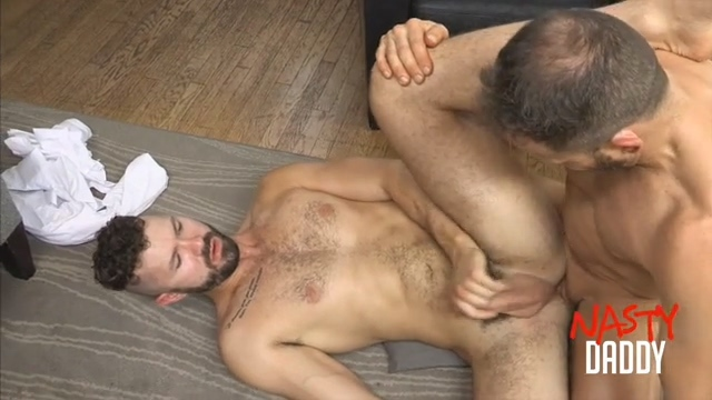 Daddy likes it Raw: Ryan Wilcox And Conrad Logun (Nasty Daddy)