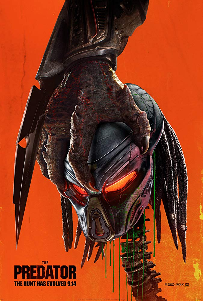 The Predator (2018) 720p HDCAM x264 Dual-AudioHindi (Cleaned) - English - Downloadhub