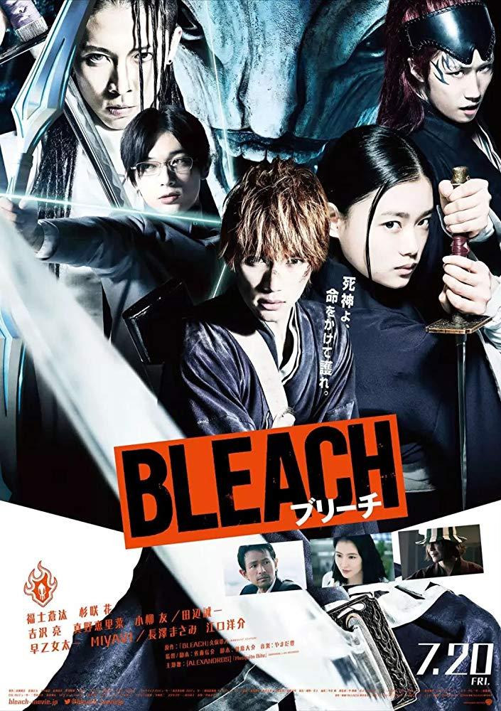 Bleach 2018 JAPANESE 720p NF WEBRip DDP5 1 x264-NTG