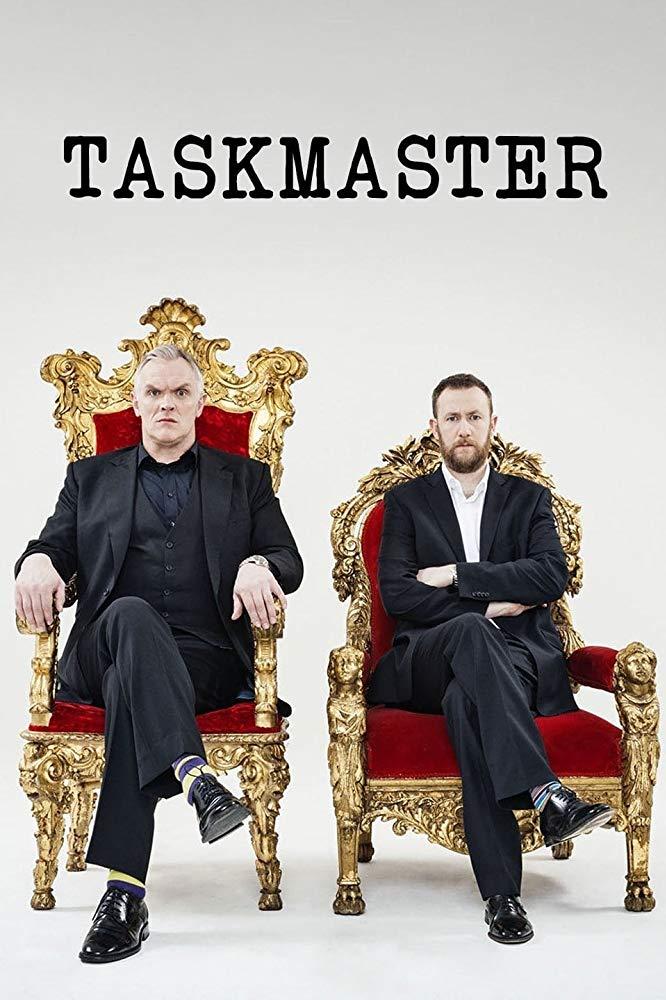 Taskmaster S07E01 The Mean Bean UKTV WEB-DL AAC2 0 X264-BTW