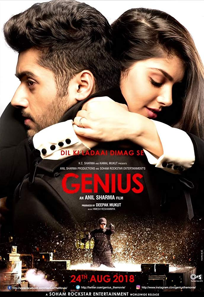 Genius 2018 Hindi HDRip 720p x264- mkvCinemas