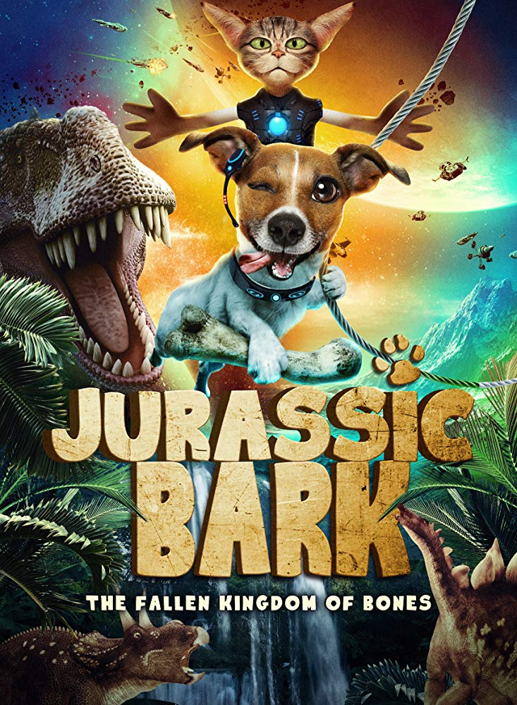 Jurassic Bark (2018) HDRip AAC 2.0 x264 MW