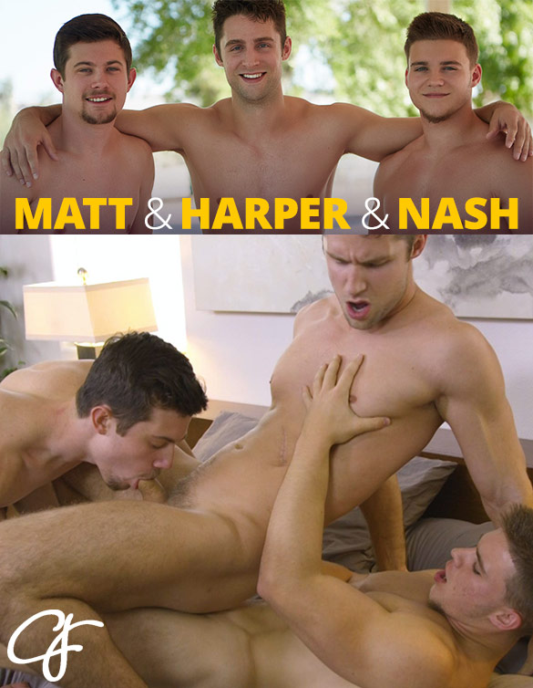 Nash & Matt Tag Harper (Corbin Fisher)